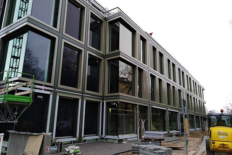Fassade Bogenhausen – München