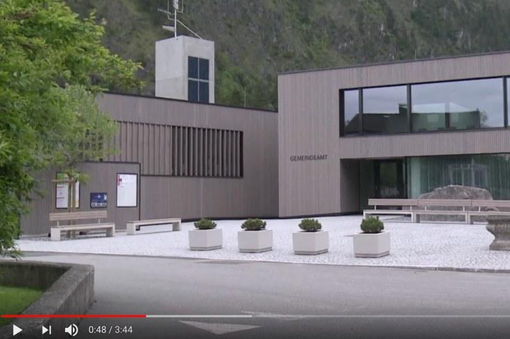 """Videobeitrag """"Nachhaltiges Bauen"""""""